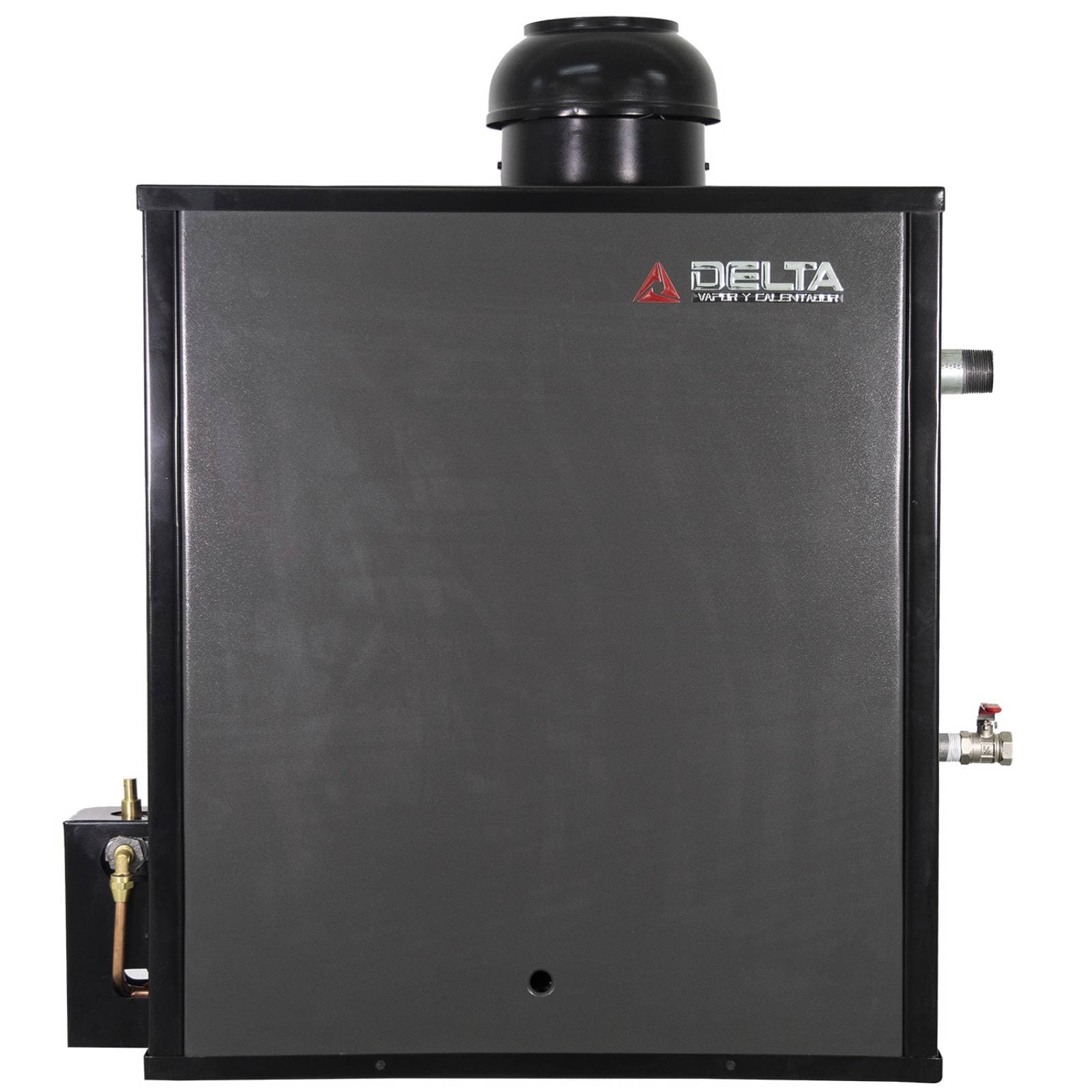 Generador de Vapor Diseñado para Hogar o Spa Instalación en Espacios de 20 m. Cúbicos Gas Natural Delta