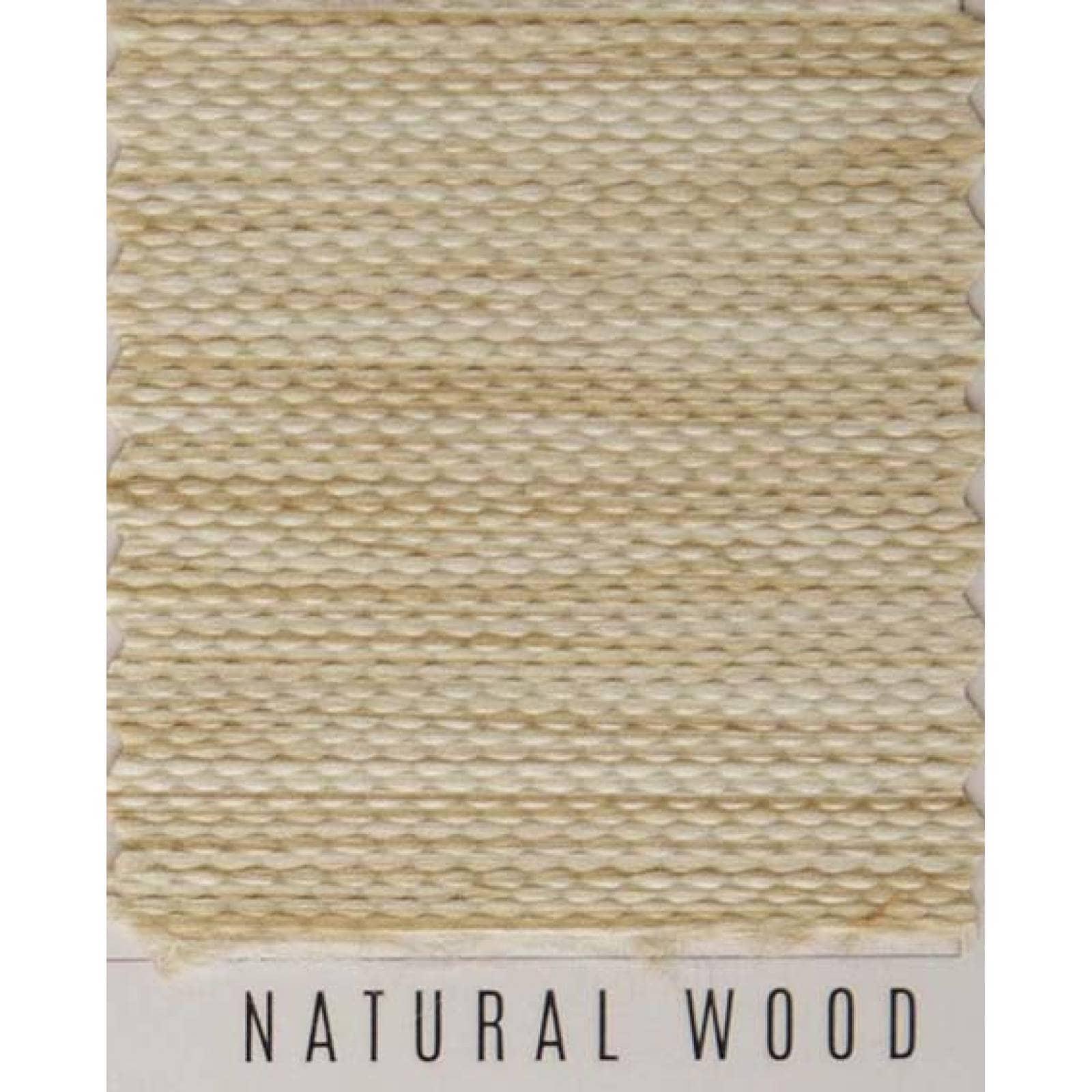 Persianas Sheer Elegance modelo Wood line 220 cm de ancho X hasta 150 cm de largo