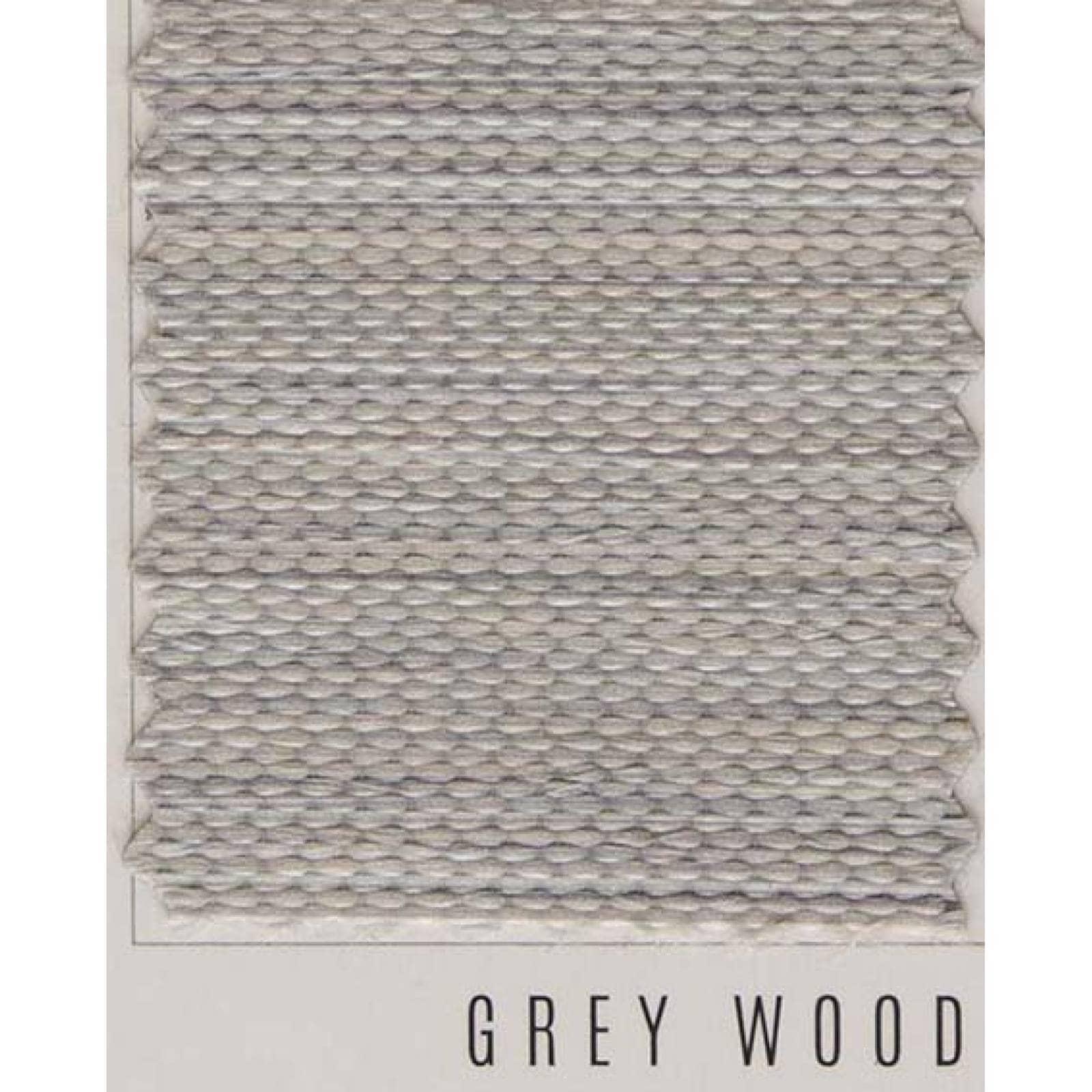 Persianas Sheer Elegance modelo Wood line 150 cm de ancho X hasta 230 cm de largo