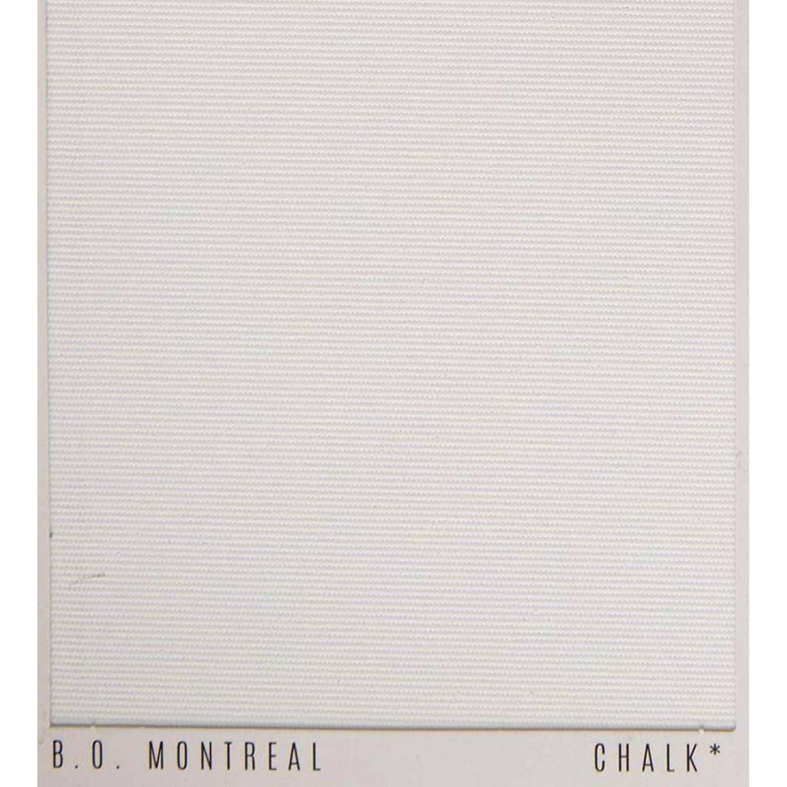 Persianas Blackout modelo Montreal 220 cm de ancho X hasta 150 cm de largo