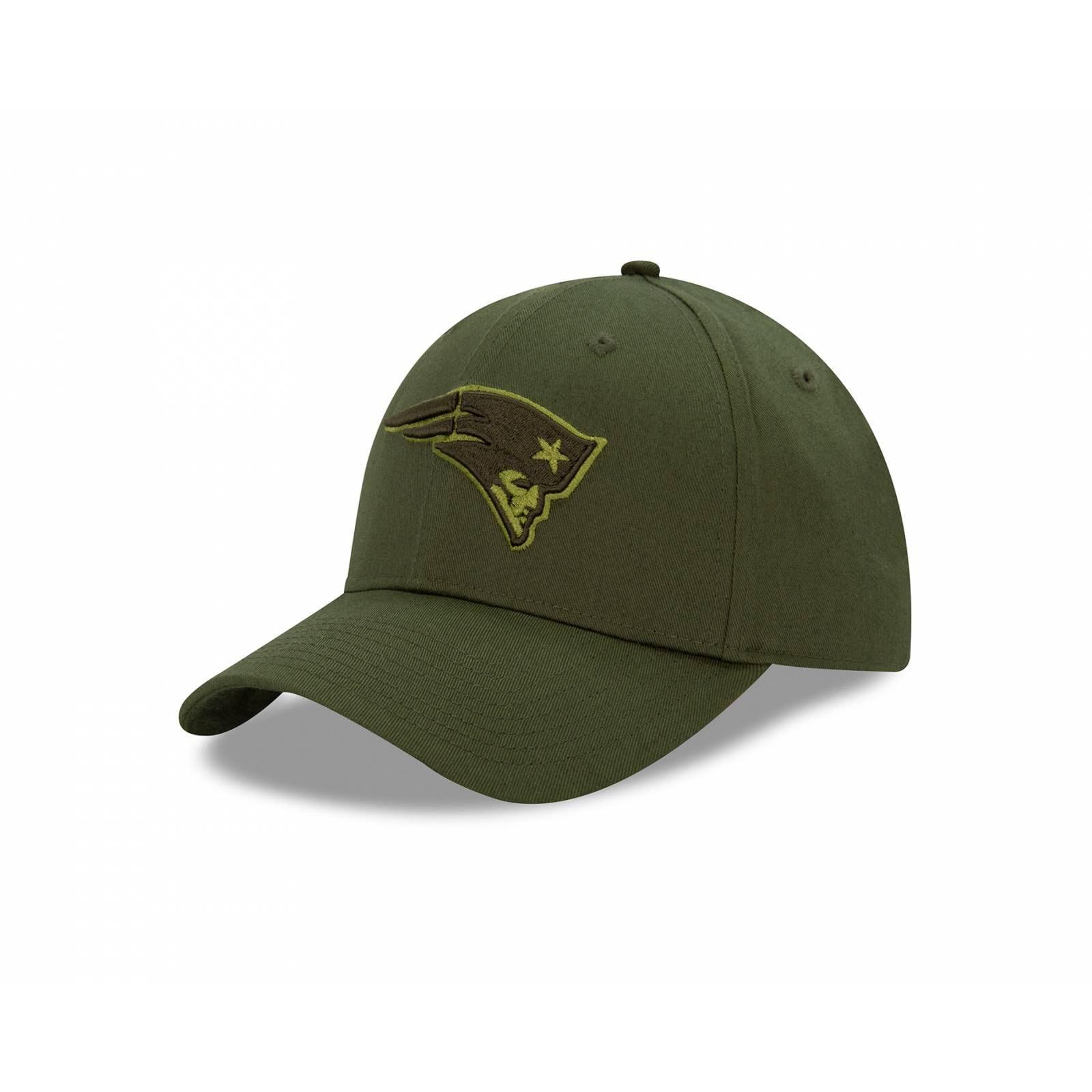 Gorra New England Patriots Militar NFL Oficial