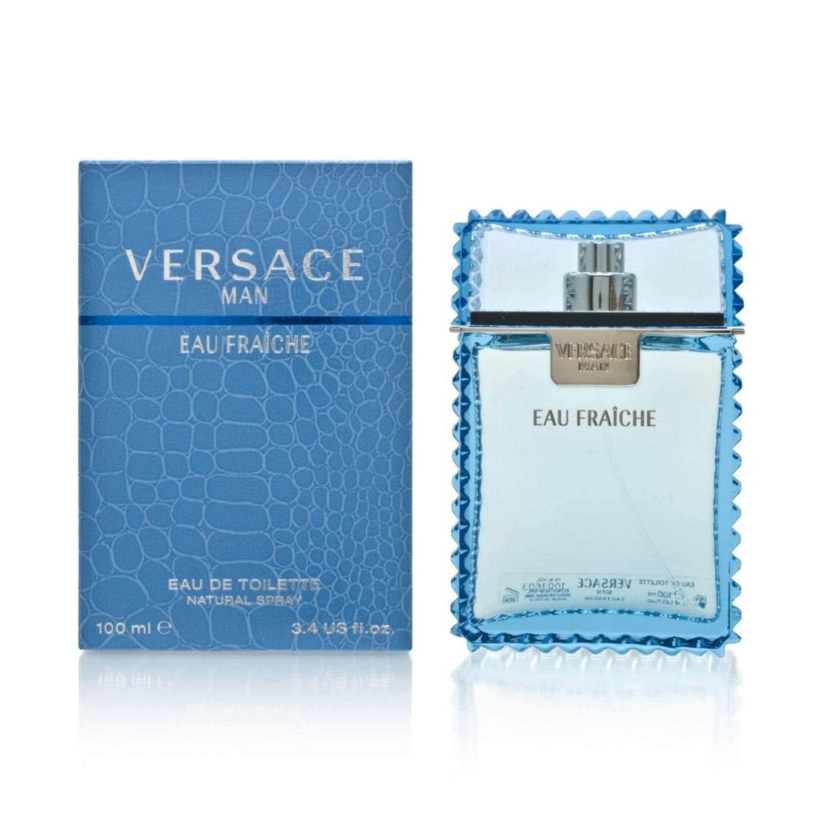 Eau Fraiche For Men De Versace Eau De Toilette 100 ml