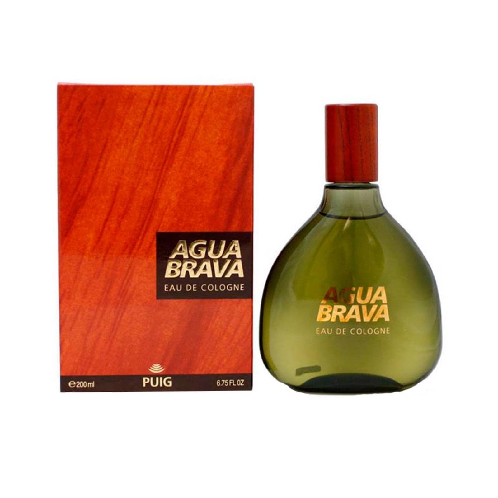 Agua Brava de Antonio Puig Eau De Cologne 200 ml