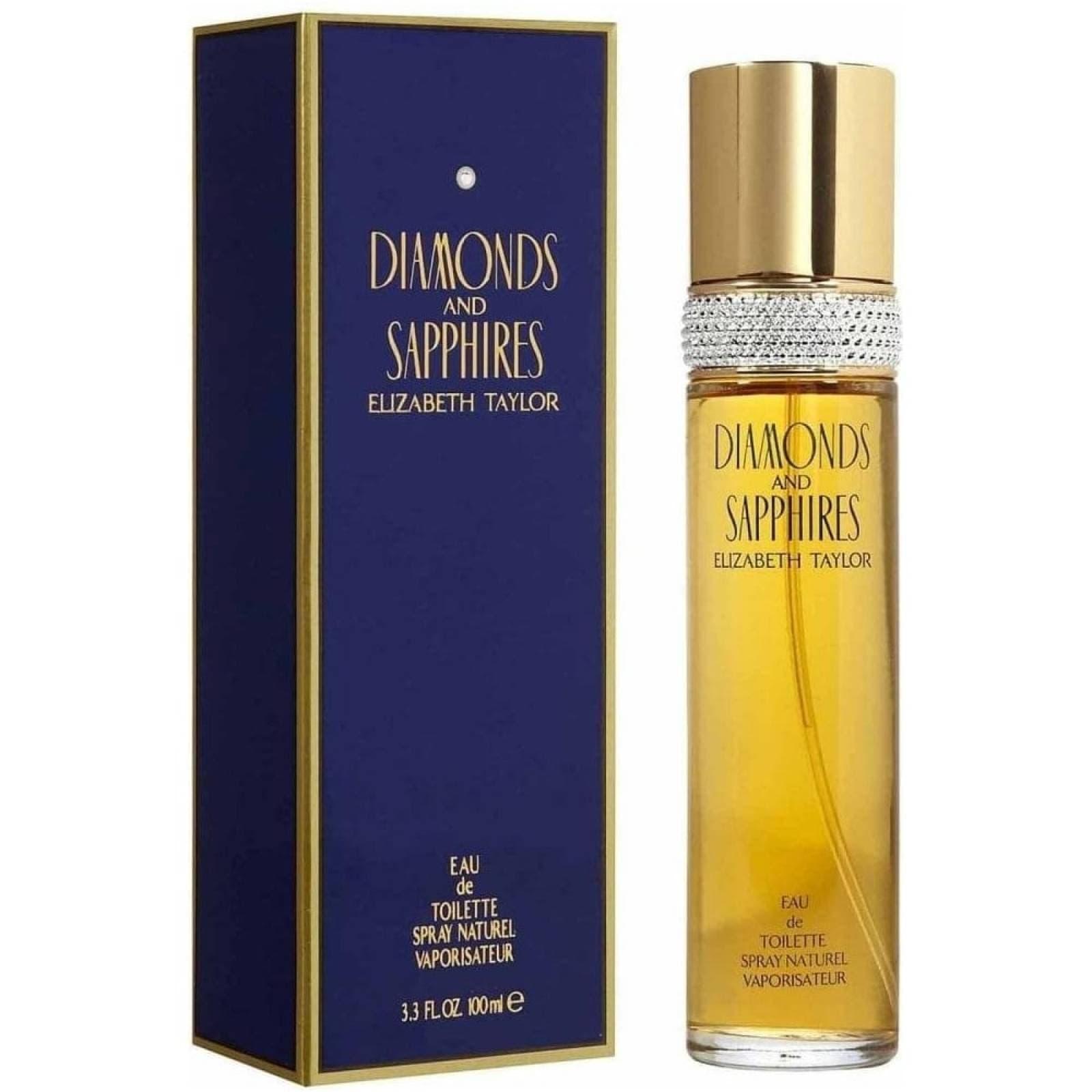 Diamonds And Sapphires De Elizabeth Taylor Eau de Toilette 100 ml