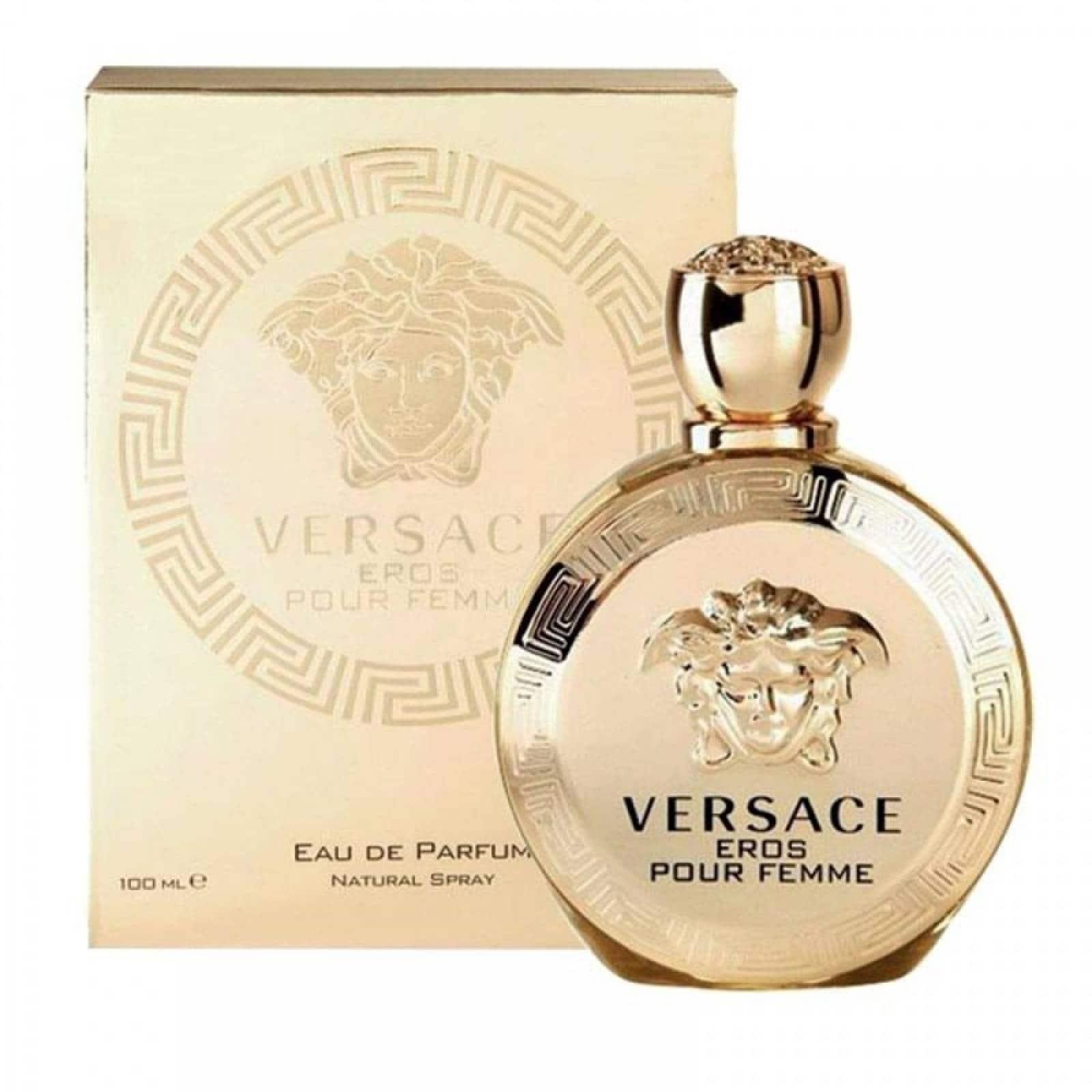 Eros Pour Femme De Versace Eau de Parfum 100 ml