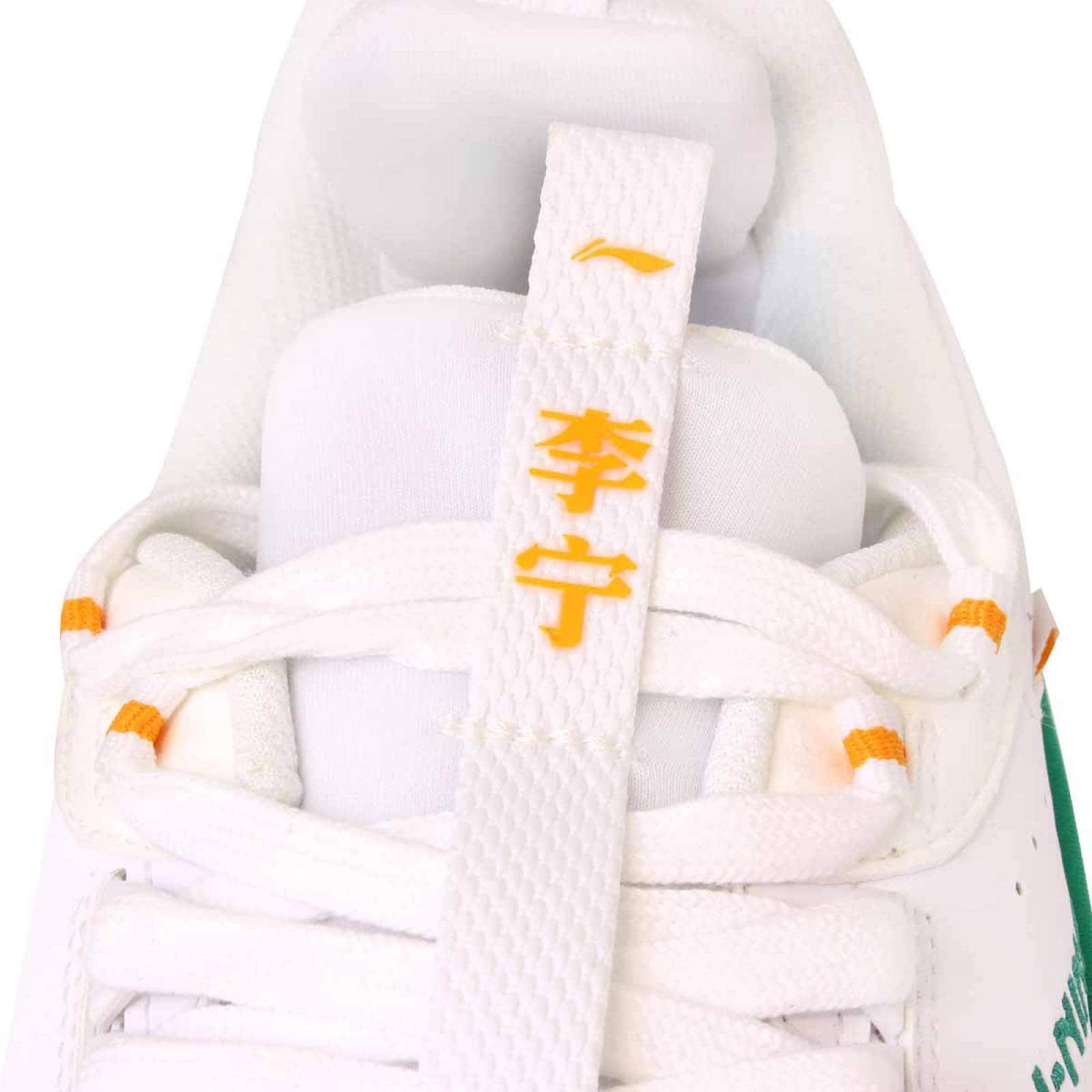Tenis Sport Casuales Fashion Blanco / Verde Li-Ning Caballero