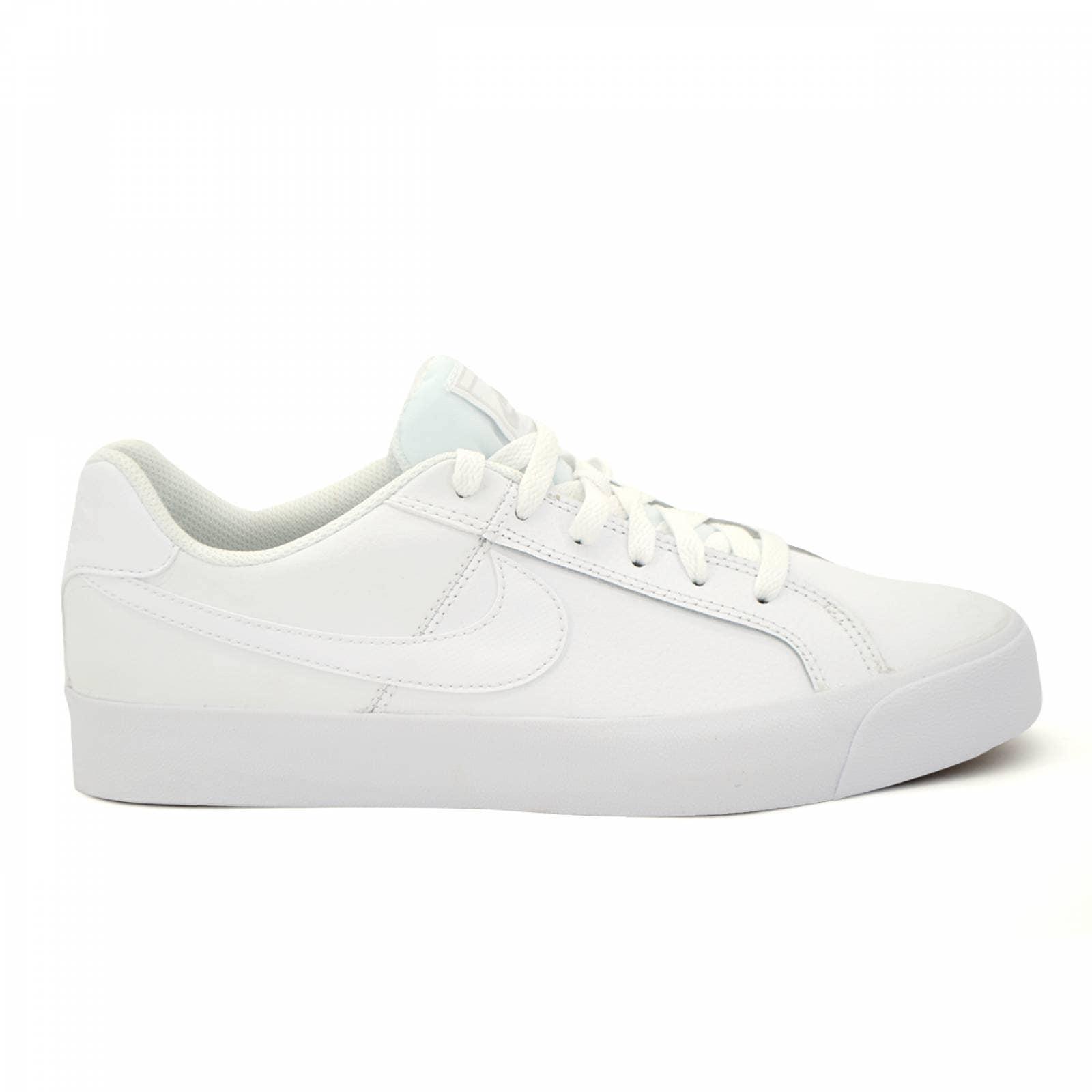 Tenis Nike para Hombre BQ4222 101 Blanco NIK2022