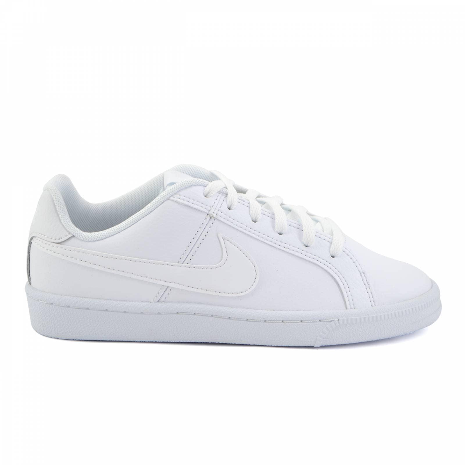 fútbol americano hoy Melodramático  Tenis Nike para Niño 833535 102 Blanco NIK2107