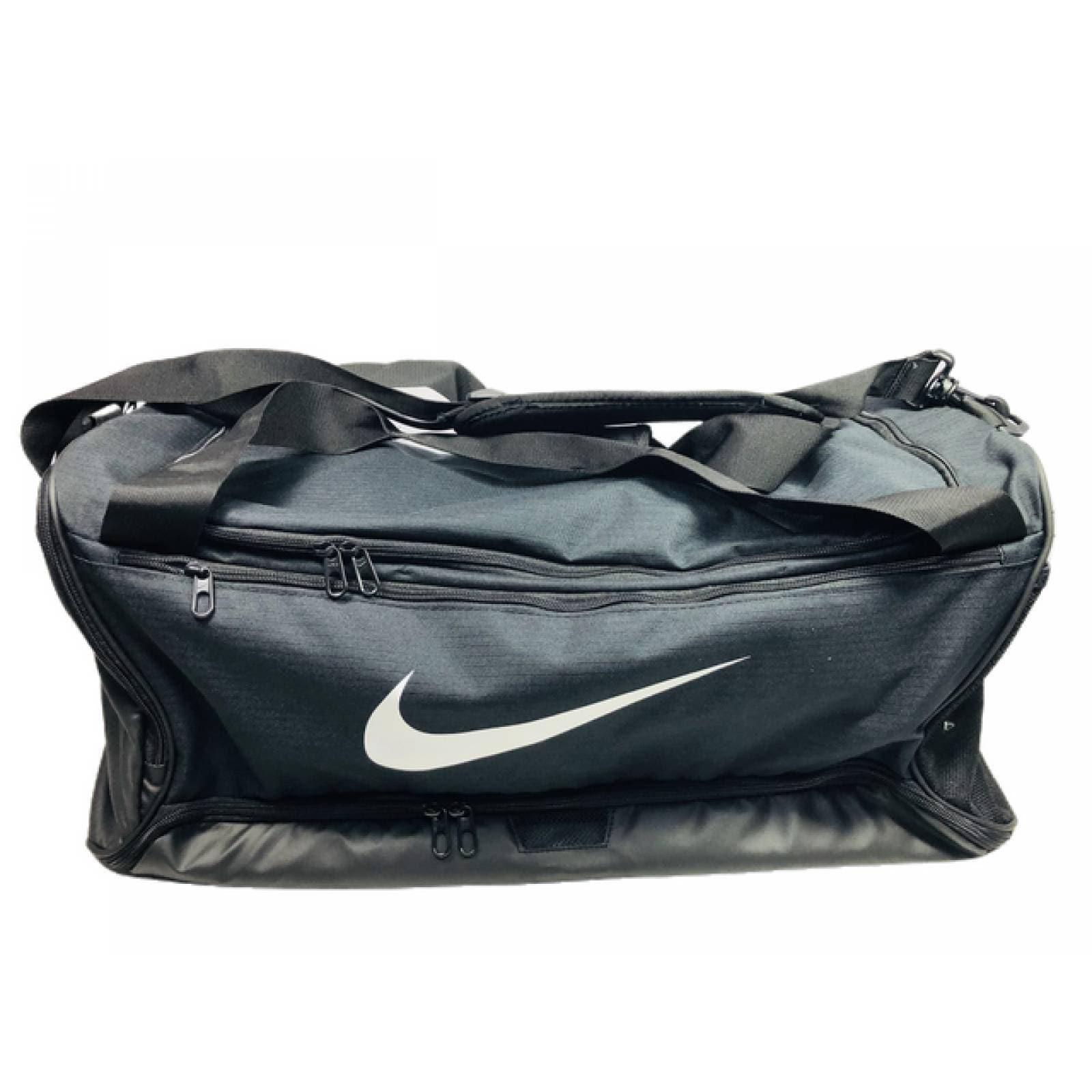 Nacarado llave inglesa garaje  Bolsa Mochila Deportiva Nike Original Color Negro Tipo Brasilia