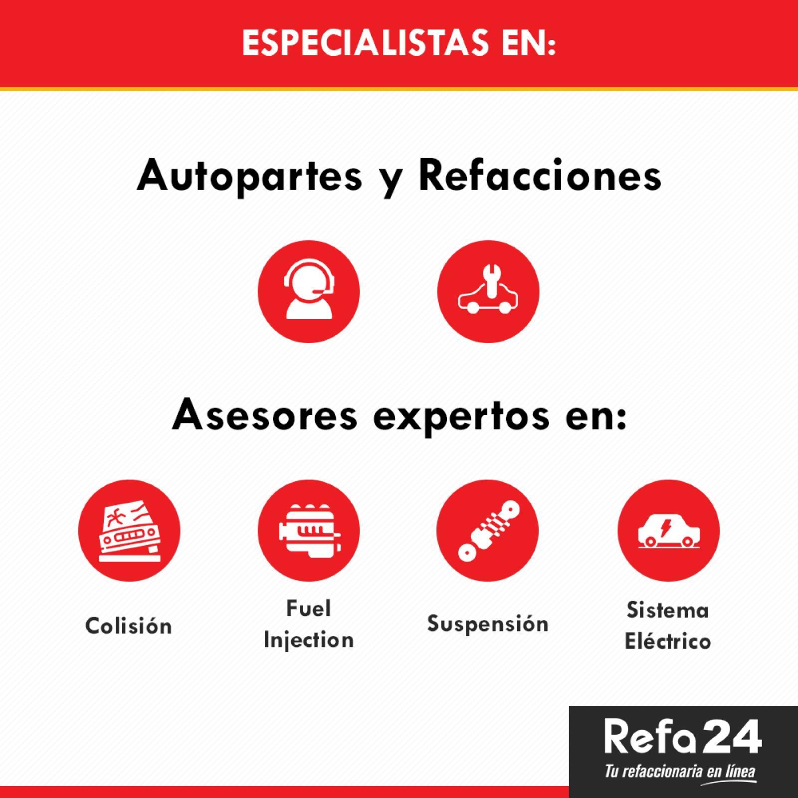 Juego De Balatas Mercedes Benz E550, 2012-2014 Tras Orgánica