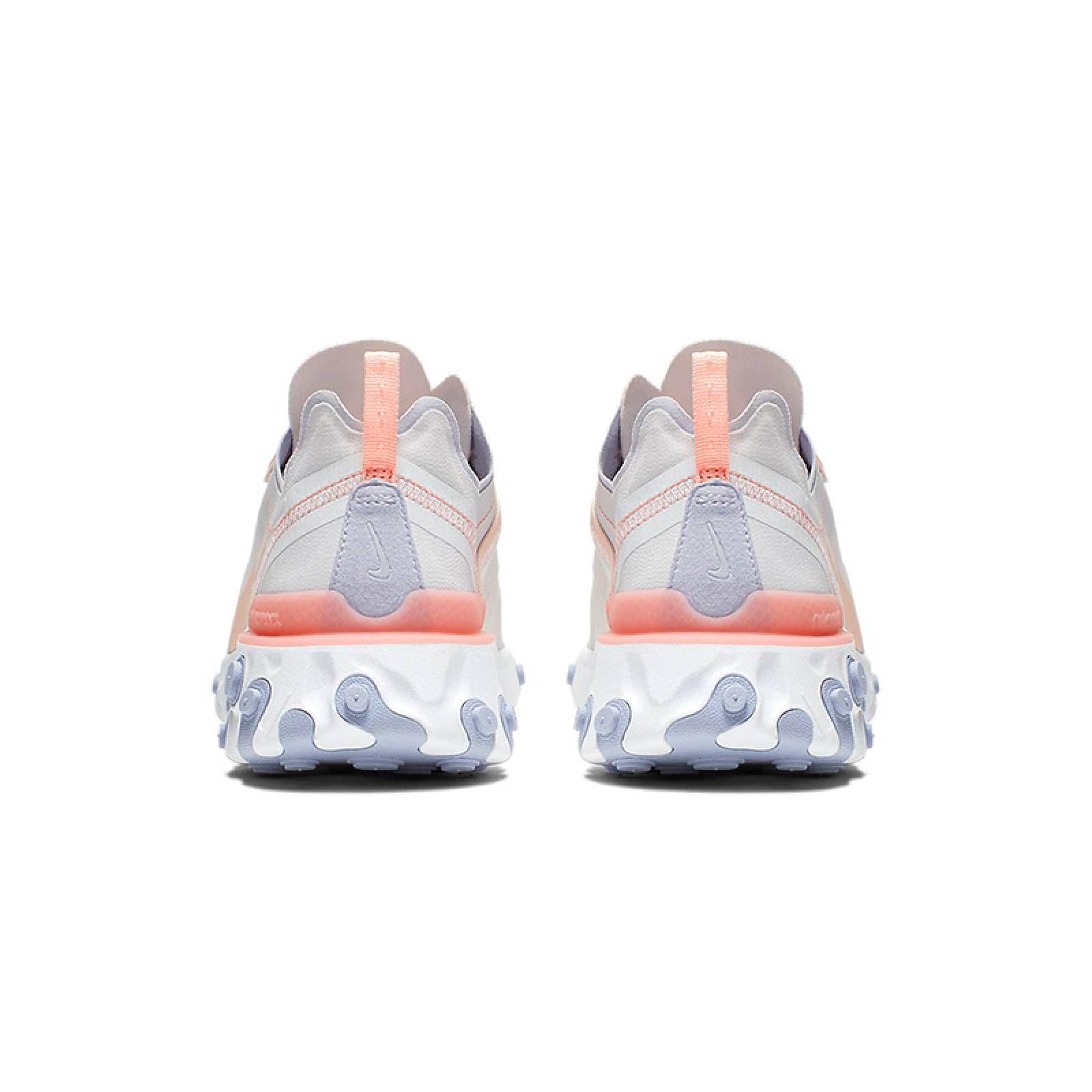 Tenis Nike React Element 55 Mujer Moda Casual Sport