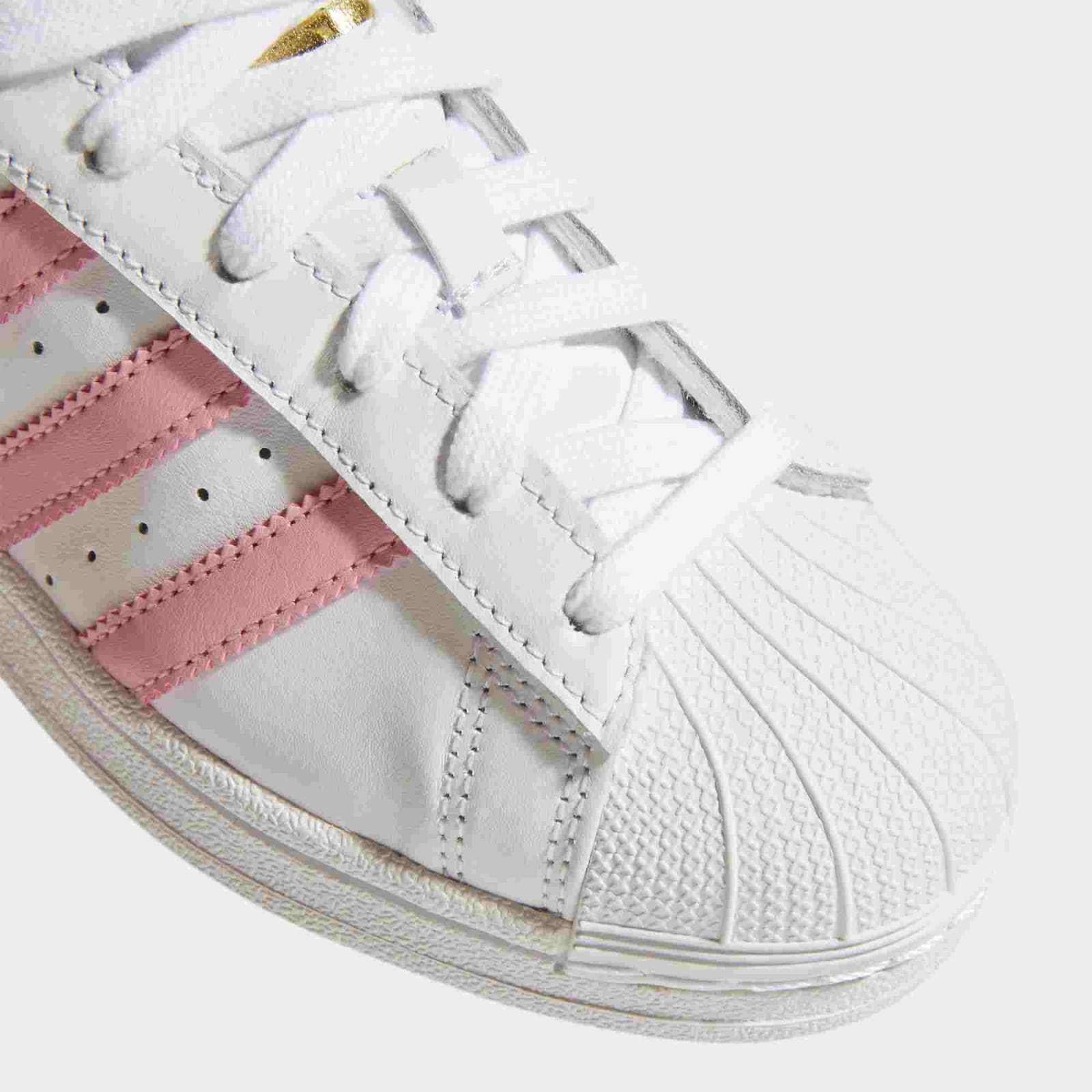 apuntalar preparar matriz  Tenis Adidas Originals Superstar Mujer Clasico Casual
